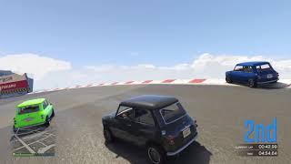 Grand Theft Auto V Issi classic race