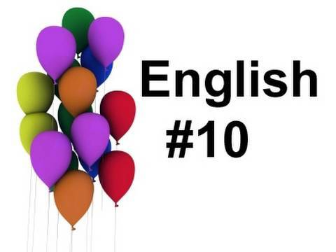 Learn Easy English Lesson #10 (American Accent) Birthday Party...