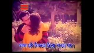 Bangla Movie Song: Ei Chokh Ei buk:Salman Shah - Jibon Songsar (সালমান শাহ).mp4