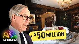(4.52 MB) Go Inside Tommy Hilfiger's $50 Million Penthouse | Secret Lives Of The Super Rich | CNBC Prime Mp3