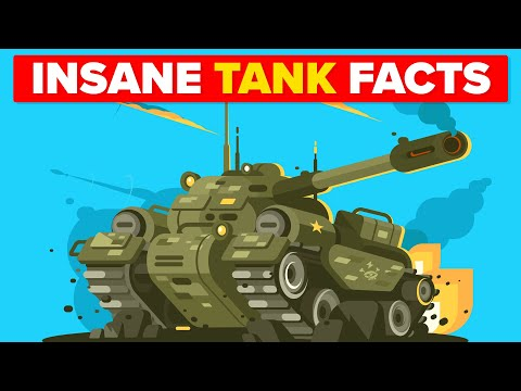 50 Insane TANK Facts That Will Shock You!