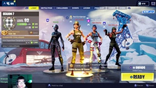 24 HOURS!? PLAYING WITH SUBS (Fortnite live stream)