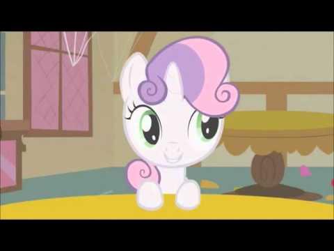 My little pony sweetie belle baby - photo#25