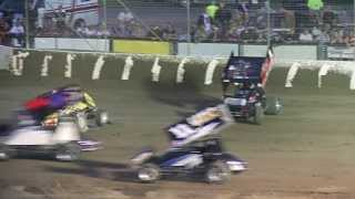 2013 Limaland Brad Doty Crash
