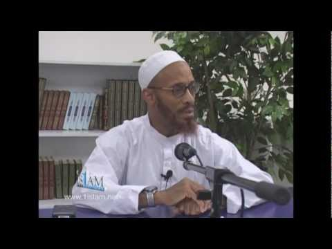Some Advice to the Muslim Women Lecture by Khalid Yasin