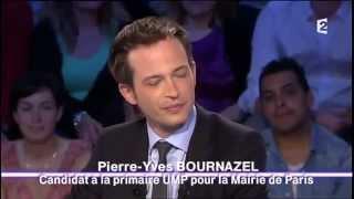 On n'est pas couché - Pierre Yves Bournazel - 4 mai 2013