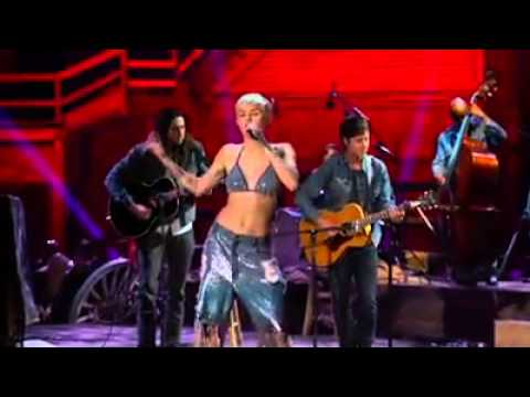 Miley Cyrus MTV Unplugged Why´d You Only Call Me When You High -Arctic monkeys Cover