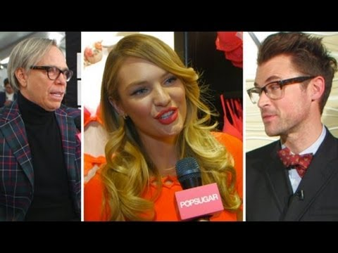 Designers Talk Favorite Fashion Decade | New York Fashion Week | Fashion Flash