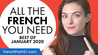 Your Monthly Dose of French - Best of January 2020