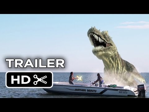 Poseidon Rex Official Trailer 1 (2014) - Sci-Fi Action Movie HD streaming vf