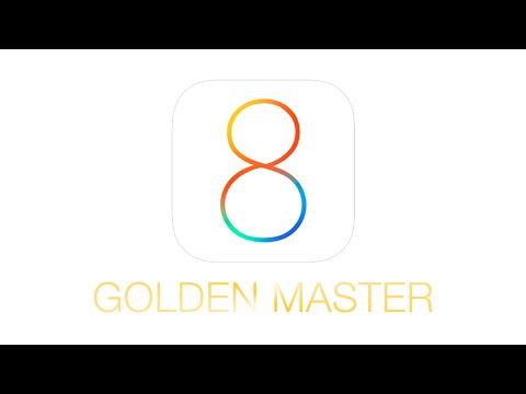 iOS 8 GM - как установить. как откатить. что нового?