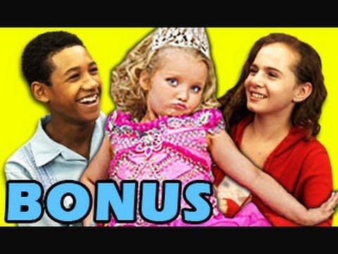 BONUS - KIDS REACT TO HONEY BOO BOO