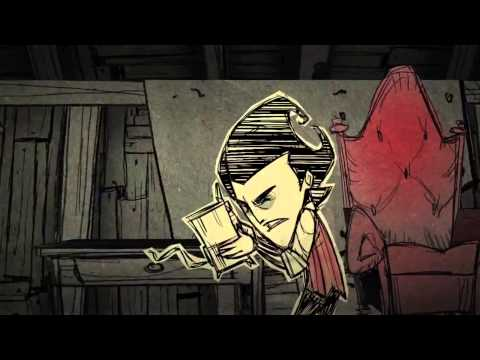 Don't Starve - Origin Trailer