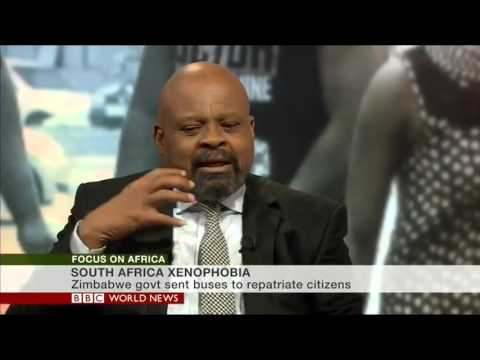 Sophie Ikenye interview with South Africa's High commissioner to UK