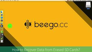 Erased Data Recovery from Erased SD Card on Mac OS X