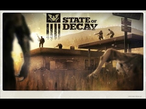 GoHa.Ru: State of Decay. Gameplay (zombie surv.) pt.1