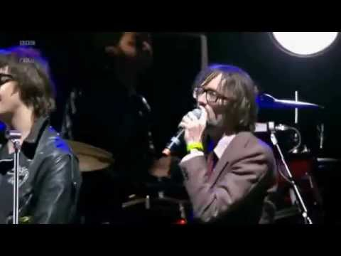 The Strokes With Jarvis Cocker - Just What I Needed (Live Reading Festival)