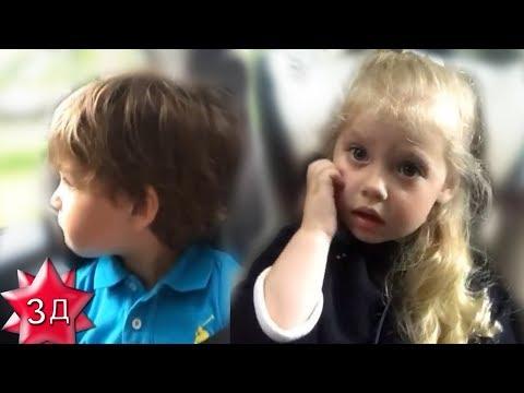 ДЕТИ ПУГАЧЕВОЙ И ГАЛКИНА: Лиза хочет котенка, щенка или Корову! А Гарри прокатиться на электричке!