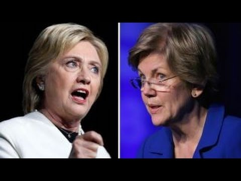 Report: Key Democratic donors wary of Clinton-Warren ticket