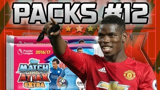 DAB??!! | MATCH ATTAX EXTRA 2017 | PACKS #12