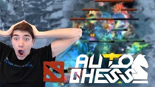 LEGENDARY ITEMS! | Dota 2 Auto Chess - 1