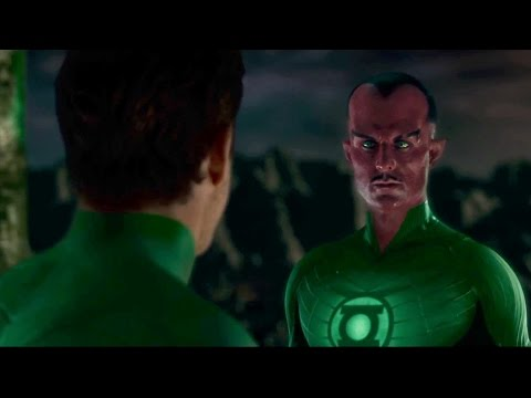 I'm only human | Green Lantern Extended cut thumbnail