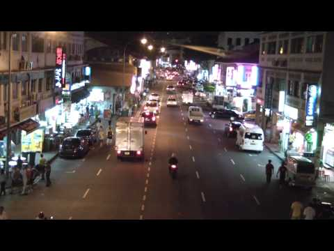 SINGAPORE : Geylang at Night