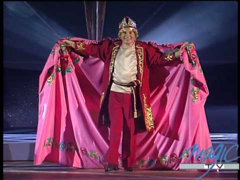 The amazing magic of Ivan and Liubov Necheporenko on the French television show