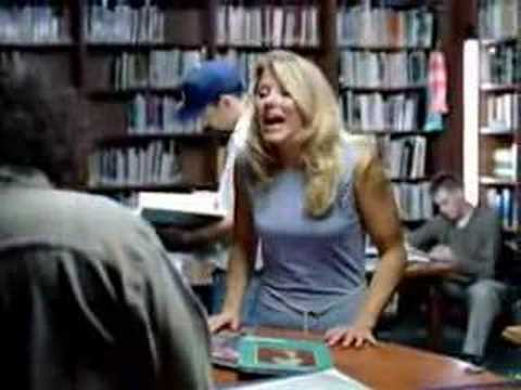 dumb blonde commercial Video