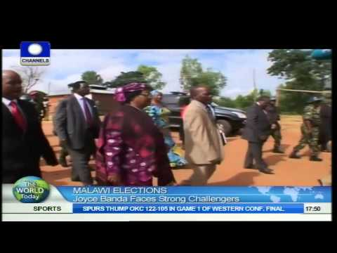 The World Today: Joyce Banda Faces Strong Challenges In Malawi Elections