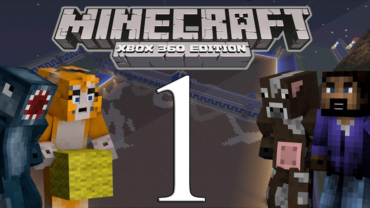 Minecraft Xbox Quick Build 1