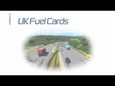 UK Fuel Cards - Texaco Fastfuel Card