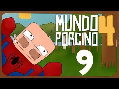 DESCUBRIENDO ENEMIGOS! | EP.9 | MUNDO PORCINO TEMP.4