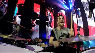 "Download Lagu Imagine Dragons - ""On Top Of The World"" (LIVE IN CONCERT) Gratis STAFABAND"