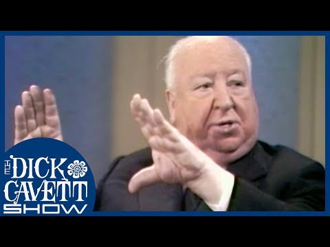 Alfred Hitchcock Discusses Filming The Long Takes In 'Rope'   The Dick Cavett Show