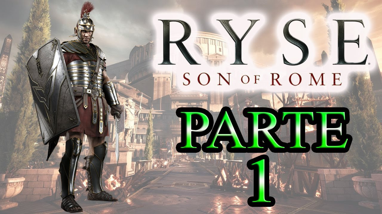 how to play ryse son of rome with kinect