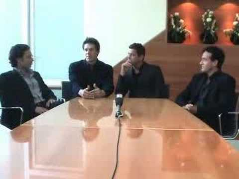 Il Divo interview germany