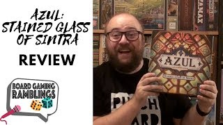 Azul: Stained glass of Sintra Review