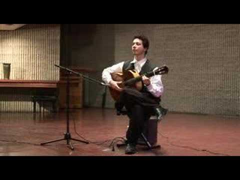 Spanish Guitar: Bulerias by Sabicas
