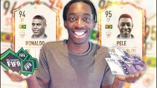 BUYING RONALDO AND PELE!!! WE FOUND OUR FORMATION?!! - MANNY'S MONEY TEAM #4