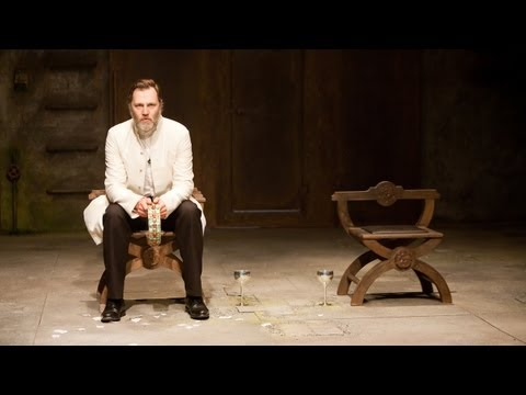 Macbeth - Digital Theatre - David Morrissey at Liverpool Everyman
