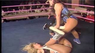 GLOW G.L.O.W. Gorgeous Ladies Of Wrestling Scene