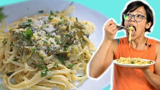 "Meghan Markle's ""Sexy Filthy Mush"" Pasta - $2 MEALS"