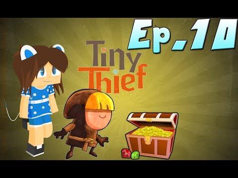Tiny Thief Ep.10- Robots?