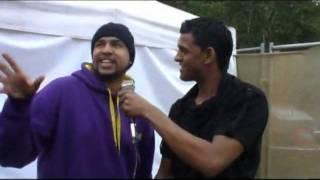 Diary of a bad man / Humza @  IMRANO SHOW TV / london mela 2011