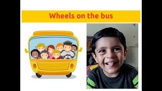 Cutest Wheels on the Bus   Nursery Rhymes for Babies   Videos for Kids