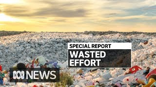 Dealing with the growing recycling crisis | ABC News