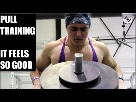 BACK WORKOUT: Building Muscle Mass (Hypertrophy) 07.03.14