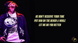 Chris Brown - Overtime (Lyrics)