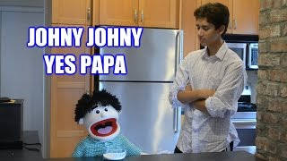 Johny Johny Yes Papa | Popular Nursery Rhymes for Children